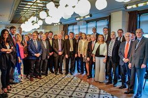 Reunión con el Ministro de Energía, Turismo y Agenda Digital