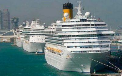La industria de los cruceros batió récords