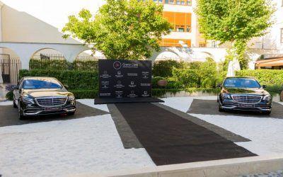 Mercedes S Maybach vehículo de flota